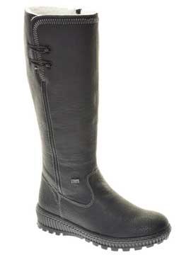 2a5ee0702 Rieker (Fenja) сапоги женские зима артикул Y5452-00 (цвет — черный ...